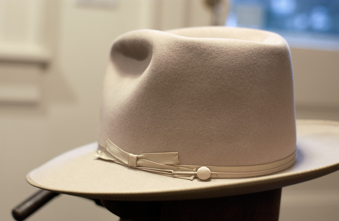 reduced  1950s Stetson Open Road 3X Beaver Quality  ba302be3bb2